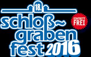 Das welovebier.de- Team zeigt ein Bild, auf dem ein Schriftzug mit dem Titel Schlossgrabenfest 2016 zu sehen ist und dem Verweis, dass der Eintritt frei ist. Wir präsentieren Euch hier alle wissenswerten Fakten zum kommenden Schlossgrabenfest 2016 in Darmstadt, dass jedes Jahr stattfindet.
