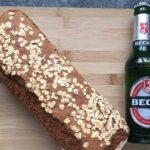 Backen mit Bier: Das dunkle Bierbrot