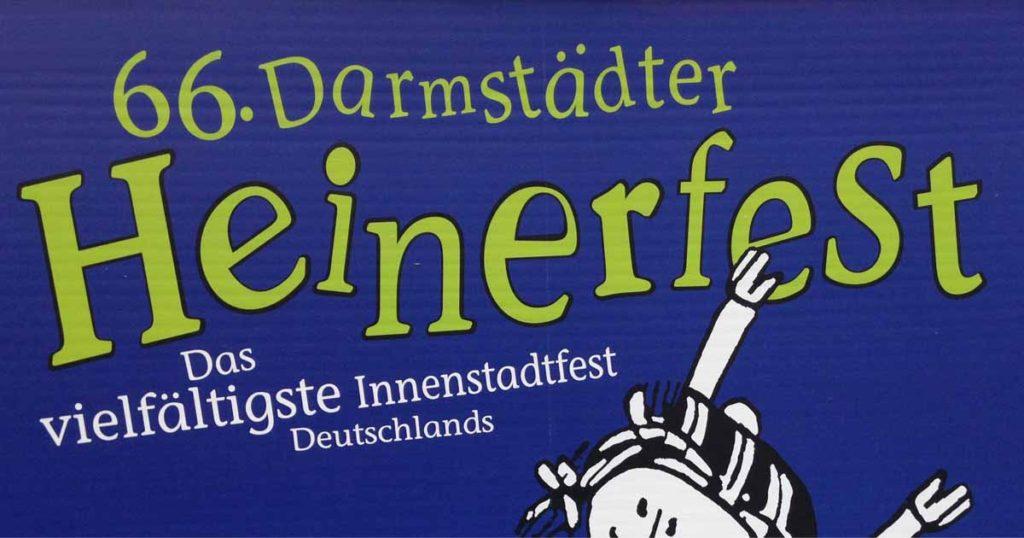 Heinerfest Darmstadt: Infos, Programm, Eintritt und mehr