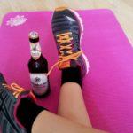 Bier als isotonisches Sportgetränk? Funktioniert das wirklich?
