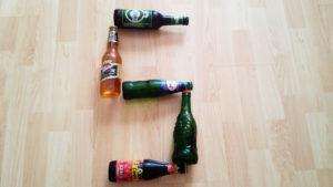 Bierflaschen-5-fuenf-gruende-ein-bier-zu-trinken